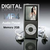 1GB超薄MP4
